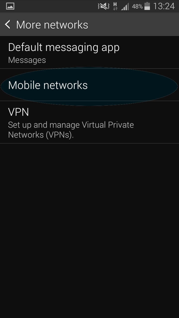 Turn off 4g on android phones feel out the form click on network mode biocorpaavc Images